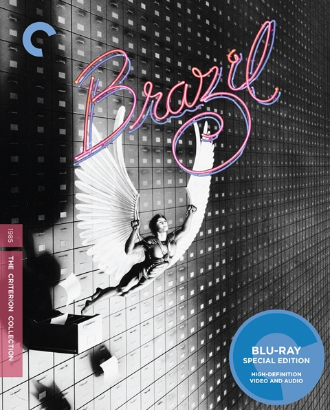 Brazil was released on Criterion Blu-ray and DVD on December 4, 2012