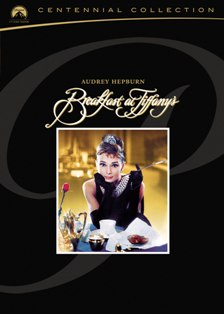 Breakfast at Tiffany's was released by Paramount on January 13th, 2009.