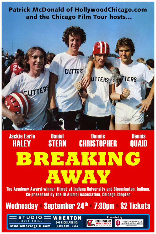 Breaking away movie analysis essay