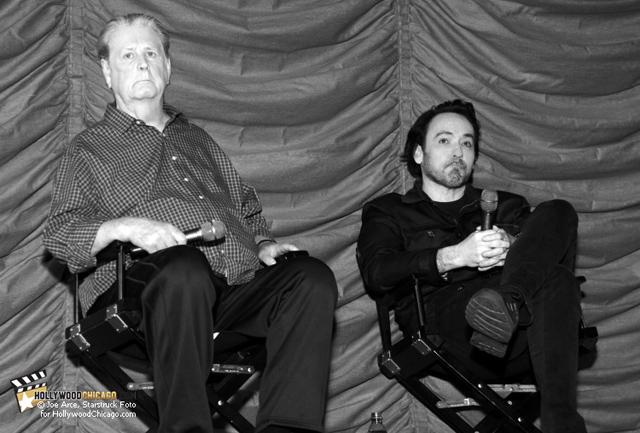 Brian Wilson, John Cusack