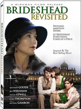 Brideshead Revisited is released by Miramax/Walt Disney on January 13th, 2009.