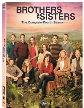 Brothers and Sisters: The Complete Fourth Season was released on DVD on August 31st, 2010.