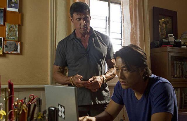 Sylvester Stallone, Sung Kang
