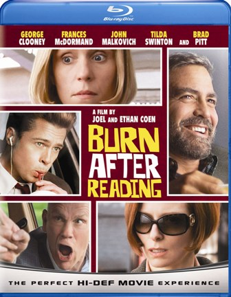 Burn After Reading was released by Universal on December 21st, 2008.