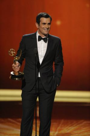 Ty Burrell at the 2011 Emmy Awards
