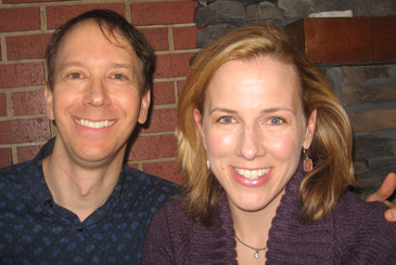 Steve Scholz, Grace McPhillips