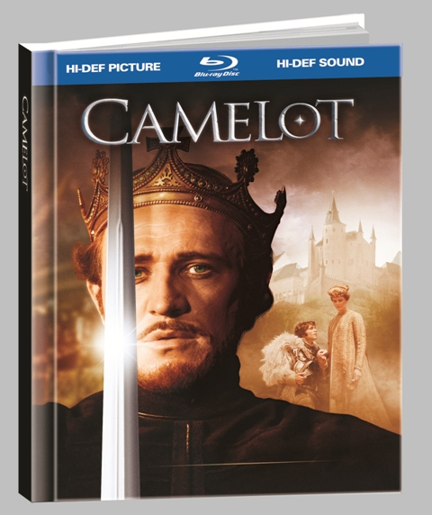 Camelot was released on Blu-ray on April 24, 2012