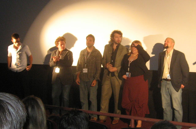 Illinois Short Filmmakers at the Chicago International Film Festival, October 11th, 2010