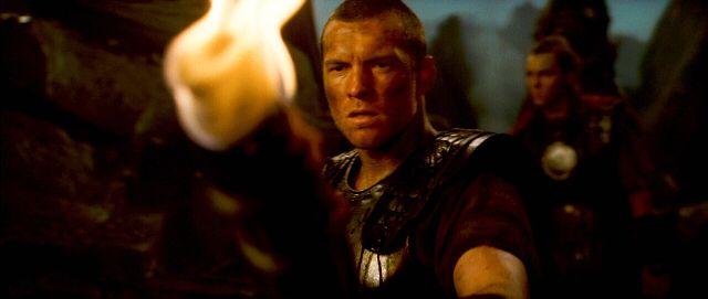 Sam Worthington stars in Louis Leterrier's Clash of the Titans.
