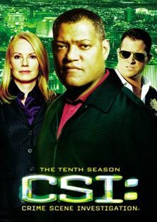 C.S.I.: Crime Scene Investigation: The Tenth Season