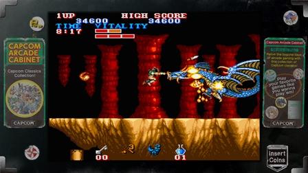 Capcom Arcade Cabinet 1