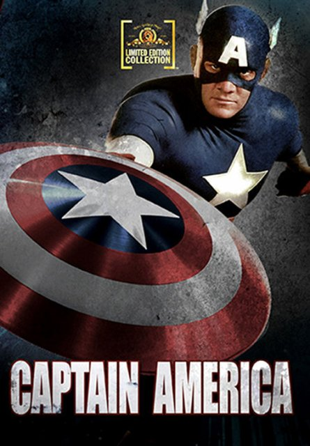 Captain America was released on DVD on August 30th, 2011