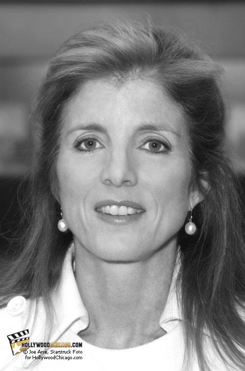 Caroline Kennedy Exclusive Portrait Author Of