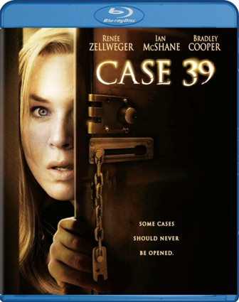 Case 39 was released on Blu-Ray and DVD on Jan. 4, 2010.