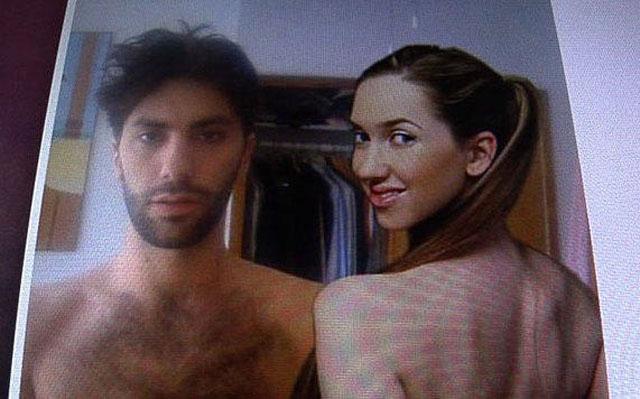 Digi-World: Photoshopped Image of Nev and Megan in 'Catfish'