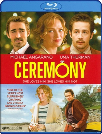 Ceremony was released on Blu-Ray and DVD on June 21, 2011.