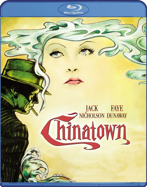 Chinatown was released on Blu-ray on April 3, 2012