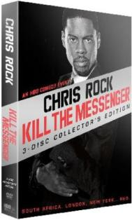 Chris Rock: Kill the Messenger was released by HBO Home Video on January 20th, 2009.