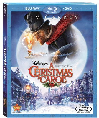 Disney's A Christmas Carol was released on Blu-ray and DVD on November 16th, 2010