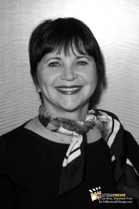 Hassenpfeffer, Inc: Cindy Williams at the Hollywood Celebrities Show, Oct. 17th, 2009