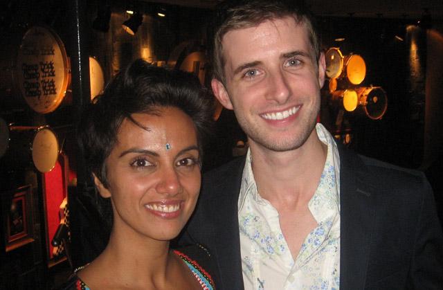Fawzia Mirza, Ryan Logan
