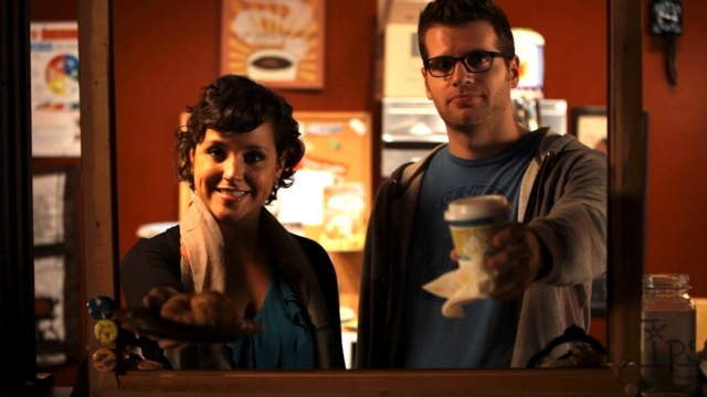 Erica Unger and Seth Unger star in Jack C. Newell's Close Quarters.