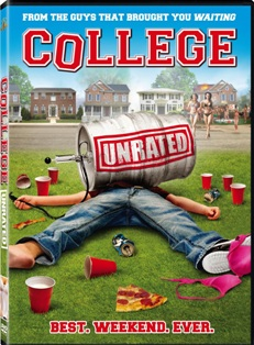 College was released by Fox Home Video on January 27th, 2009.