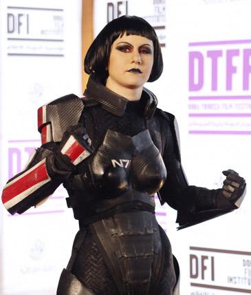 Designer Holly Conrad in 'Comic-Con Episode IV: A Fan's Hope'