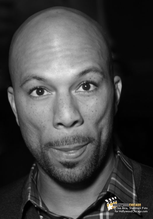 Another Perspective on Common at the 'Just Wright' Premiere