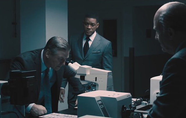Alec Baldwin, Will Smith