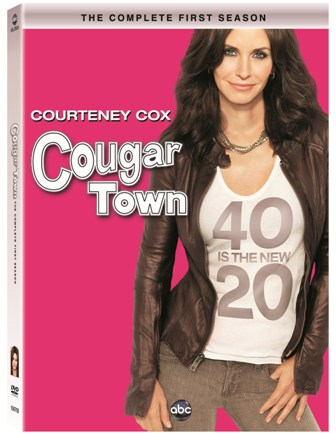 Cougar Town: The Complete First Season was released on DVD on August 10th, 2010