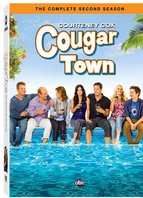 Cougar Town: The Complete Second Season will be released on DVD on August 30th, 2011
