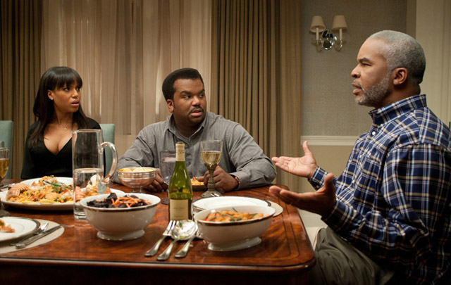 Kerry Washington, Craig Robinson, David Alan Grier