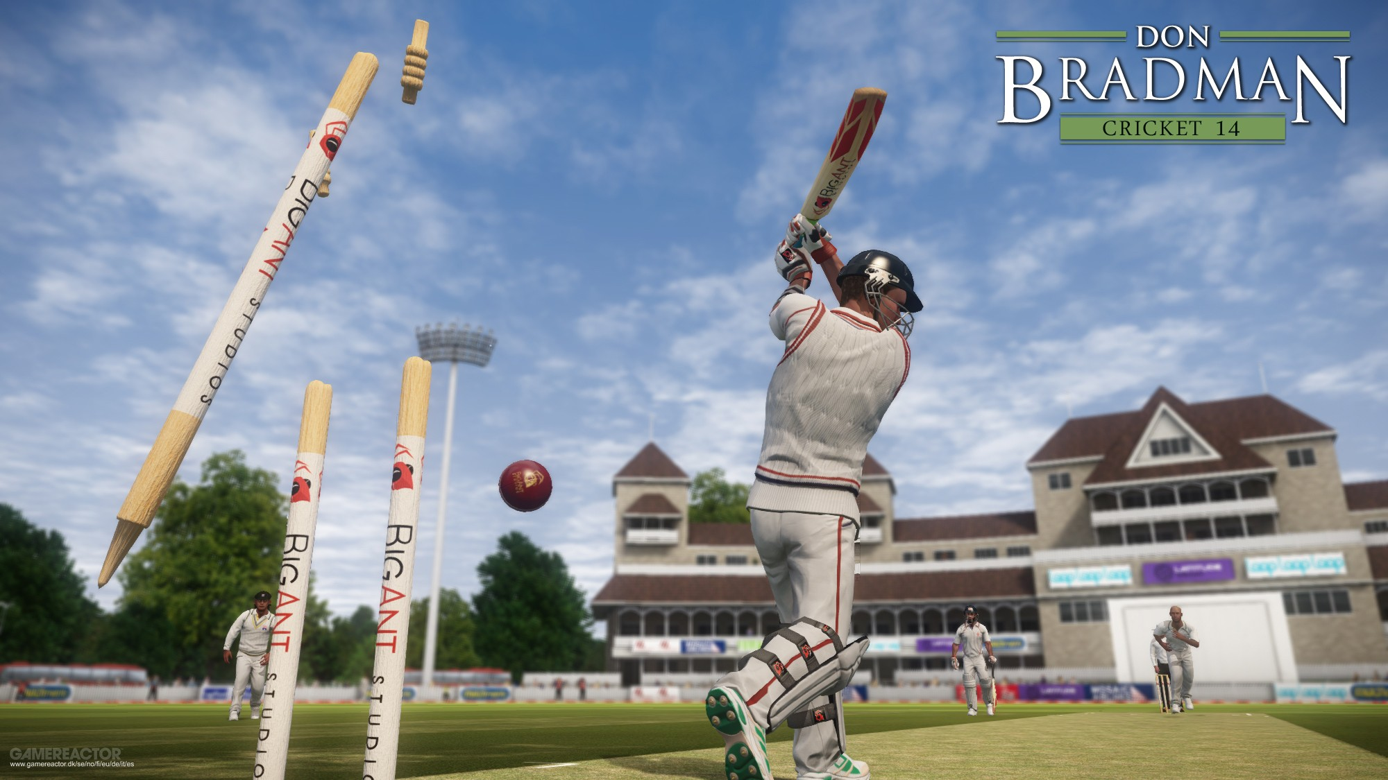 Don Bradman Cricket '14 is now Available on Xbox One, PS4, PS3, 360 and PC.