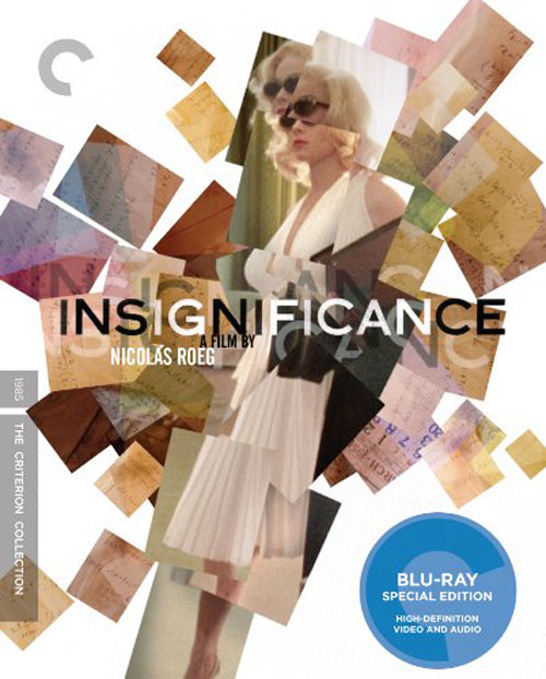 'Insignificance,' now on Blu-ray and DVD