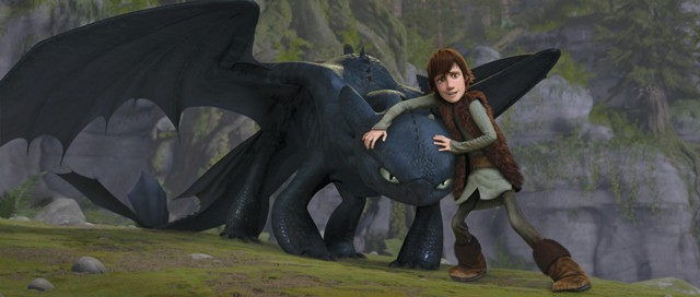 How to Train Your Dragon was released on Blu-ray and DVD on October 15th, 2010