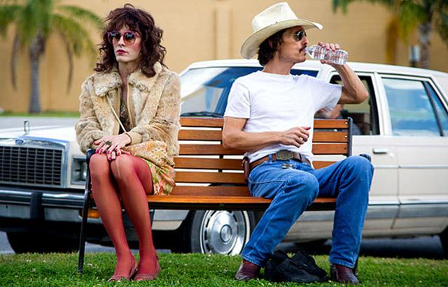 Jared Leto, Matthew McConaughey