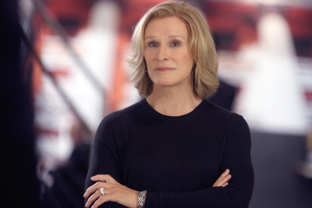 Glenn Close as stars as Patty Hewes on DAMAGES airing on Wednesday, Jan. 14 (10 pm e/p) on FX.