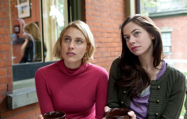 Greta Gerwig and Analeigh Tipton star in Whit Stillman's Damsels in Distress.