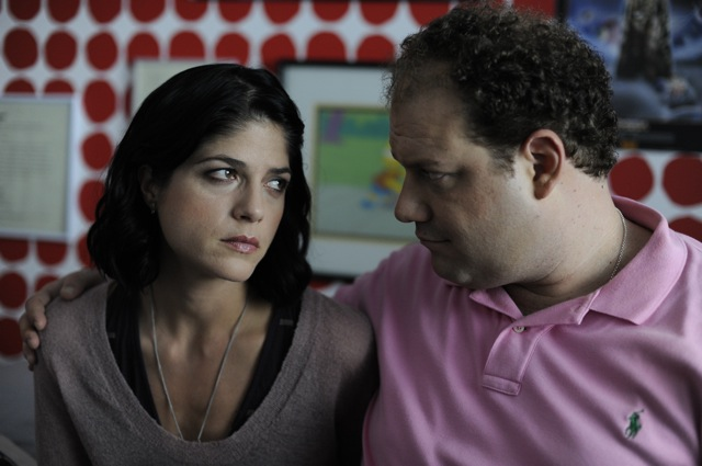 Selma Blair and Jordan Gelber star in Todd Solondz's Dark Horse.