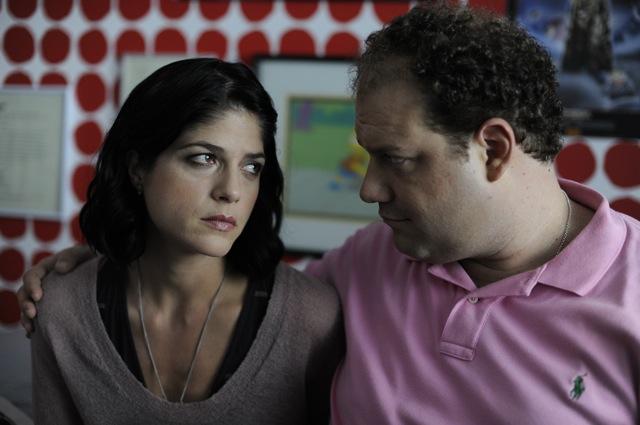 Selma Blair and Jordan Gelber star in Todd Solondz's Dark Horse.