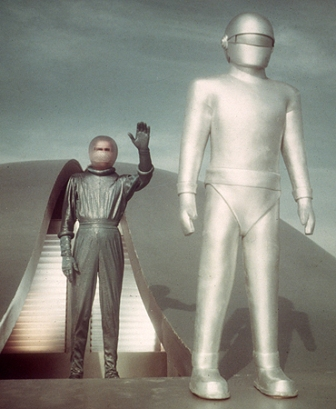 The Day the Earth Stood Still is available on DVD/Blu-ray December 2, 2008.