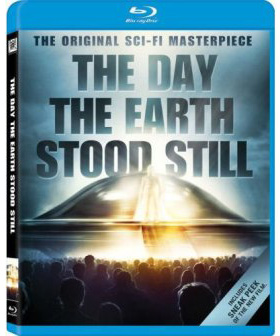 The Day the Earth Stood Still became available on DVD and Blu-ray on Dec. 2, 2008