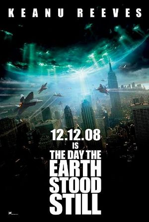 The Day the Earth Stood Still from Twentieth Century Fox opens on December 12, 2008.