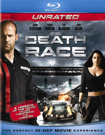 Death Race was released by Universal Home Video on December 23rd, 2008.