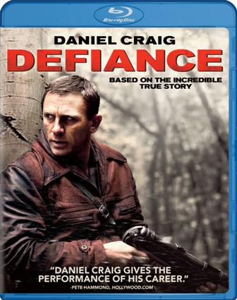 Defiance was released on Blu-Ray on June 2nd, 2009.