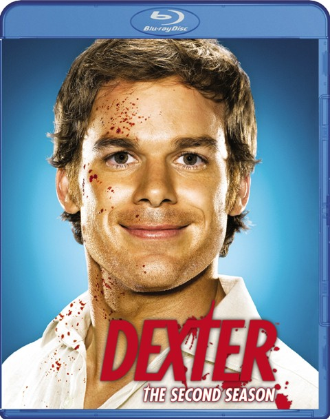 Dexter: The Second Season was released on Blu-Ray on May 5th, 2009.