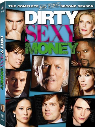 Dirty Sexy Money will be released on DVD on August 25th, 2009.
