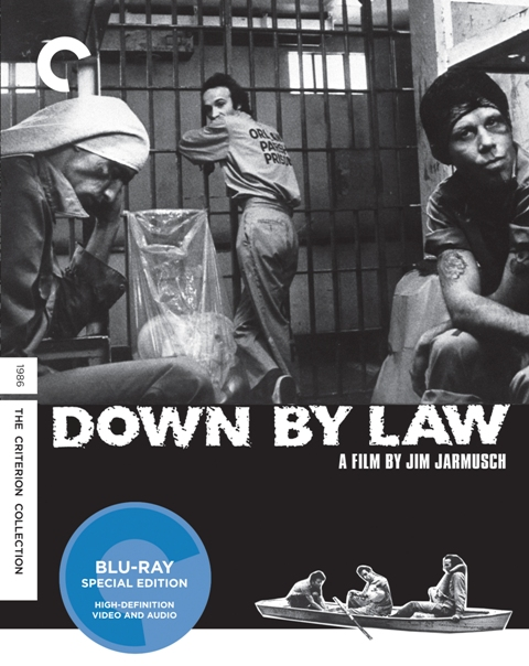 Down by Law was released on Blu-ray and re-released on Criterion DVD on July 17, 2012