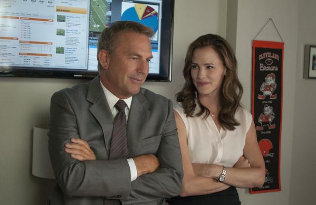 Kevin Costner, Jennifer Garner